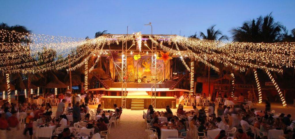 Navidad en Isla Mujeres